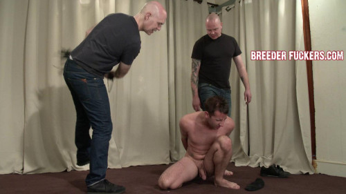 Marc - Tied,CBT,balls and body flogged,abased,foot worship