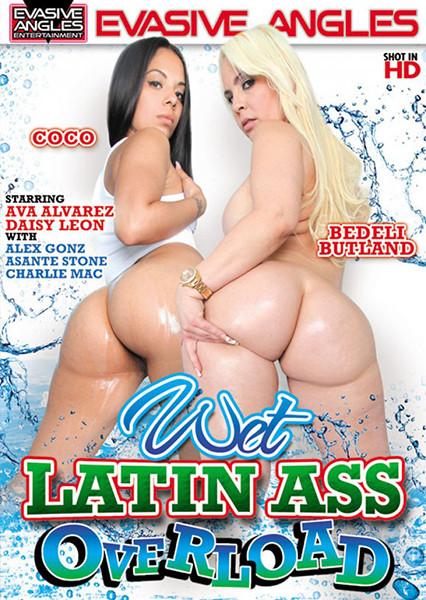 Wet Latin Ass Overload