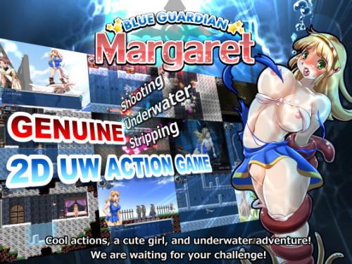 Blue Guardian - Margaret Hentai games