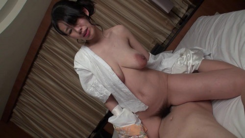 Hot Sex With A Married Woman In Kimono