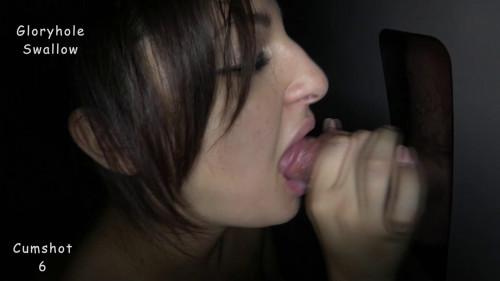 Nikki C's 1st Gloryhole Visit Oral
