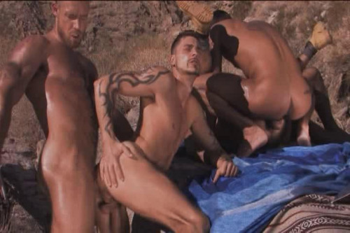 Mirage Fuck & Gangbang Gay Full-length films
