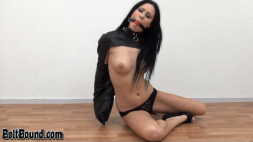 Roswell Ivory flexible bondage and other BDSM