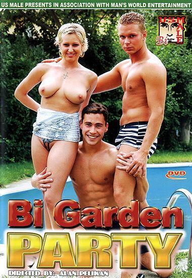 Bi Garden Party Public sex