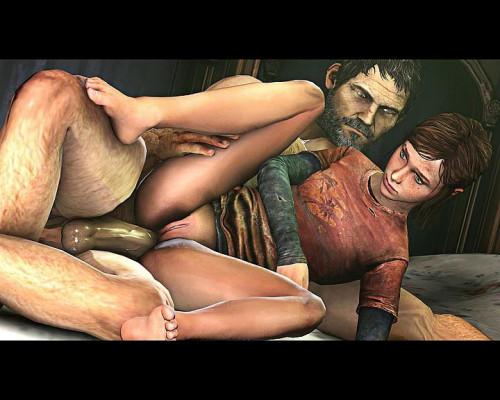 Ellie 3D Porno