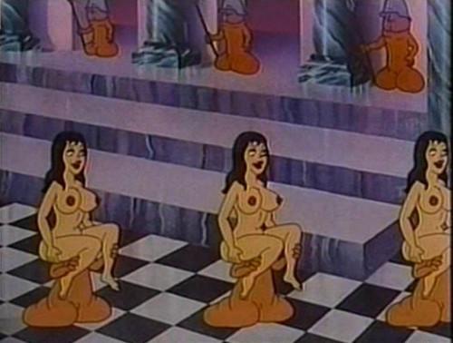 Erotic cartoon collection Cartoons