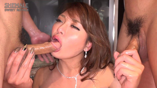 Shemale Sweet Royale Megumi Transsexual