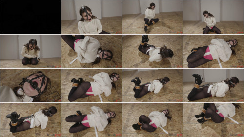 Straitjacket Escape Struggle