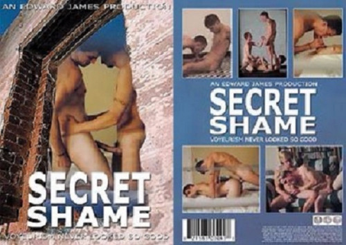 Edward James Prod - Monster Big - Secret Shame Gay Retro