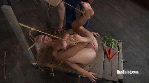 Corn Cob Cunt Sophie Ryan BDSM