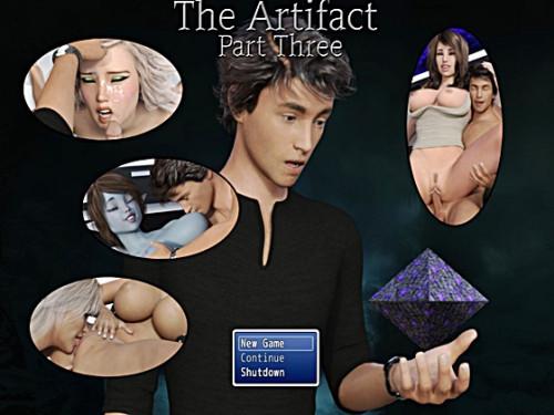 The Artifact Part Three Porn games