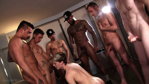 Gang Of Five Gangbang Summer - Treasure Island