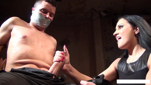 Clair Brooks Femdom and Strapon