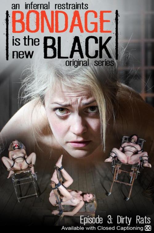 InfernalRestraints  Winnie Rider Ashley Lane Bondage Is The New Black: Episode 3