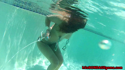 Drea Morgan - Bound Mermaid part 2
