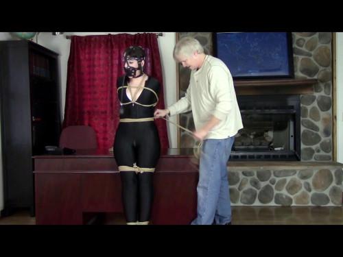 Elizabeth Andrews Caught Snooping BDSM