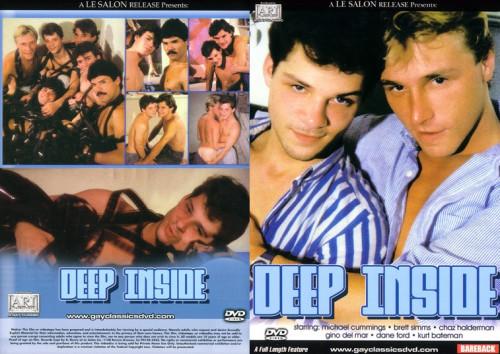 Bareback Deep Inside - Michael Cummings, Brett Simms, Dane Ford