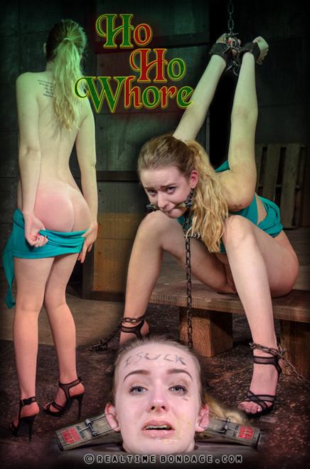 Ho, Ho, Whore Part 1 - Jessica Kay
