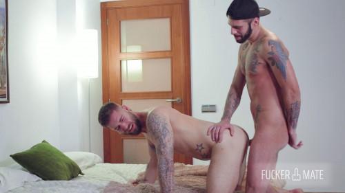 Romeo Davis copulates Rico Vegas arsehole 1080p
