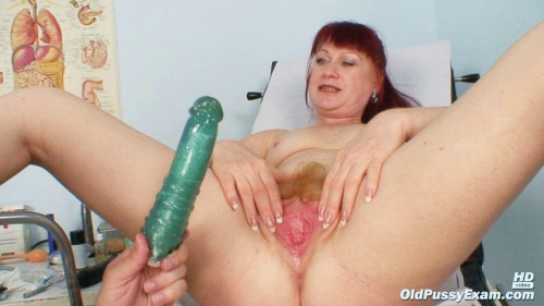 Pack3 Old Pussy Exam (2009-2016) Unusual Sex