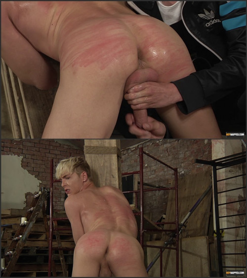 A Butt Beating Fuck For Kris Gay BDSM