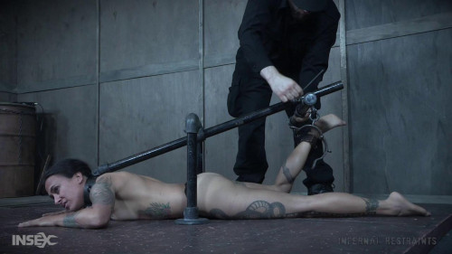 Bound hole BDSM
