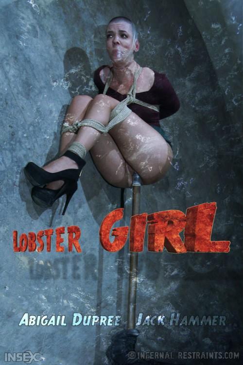Infernalrestraints - Feb 26, 2016 - Lobster Girl - Abigail Dupree