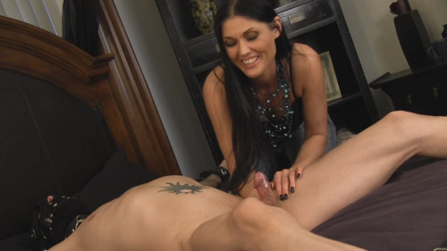 Cum Dripping Compilation Femdom and Strapon