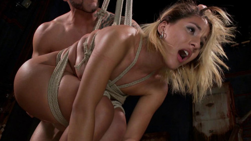 Liv Aguilera Full Throttle Fucking and Torment (2014)