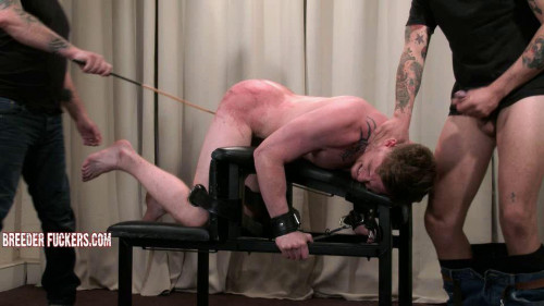 bf - Mark Tied Down Spanked & Fucked (4th Video) Gay BDSM