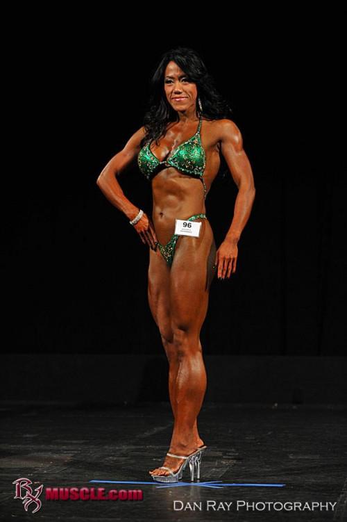 Gemma Santos - Fitness Model Female Muscle