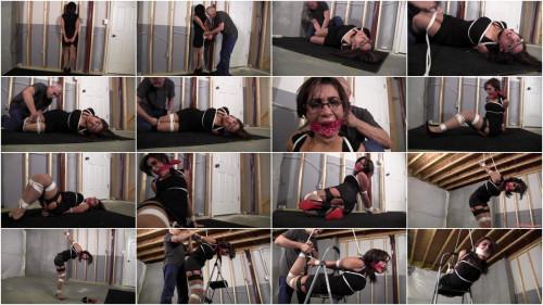 bondage girl BDSM