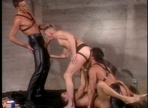 The Best Retro Gangbang Collection