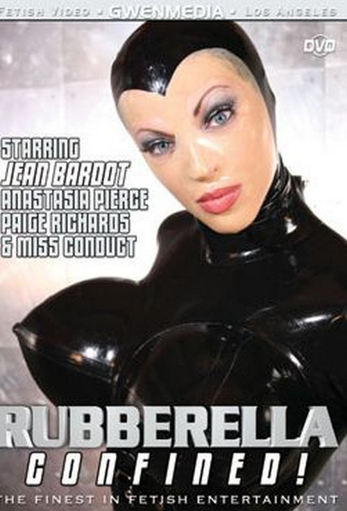 Rubberella - Confined BDSM Latex
