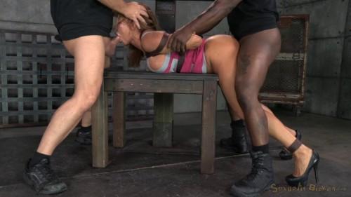 Ava Devine totally taken apart by dick