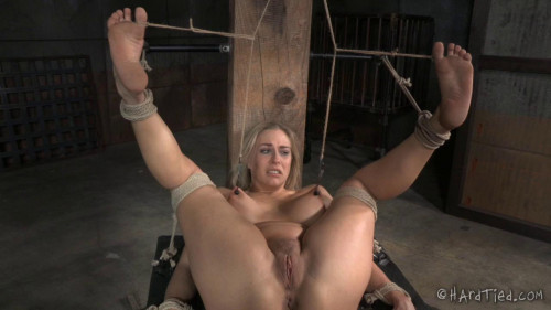 Angel Allwood Extreme Orgasm BDSM