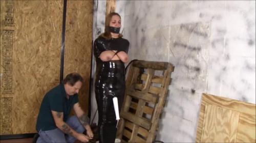 Post Gasm BDSM Latex