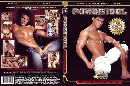 Powertool (1986) - Jeff Stryker, John Davenport, Jeff Converse Gay Retro