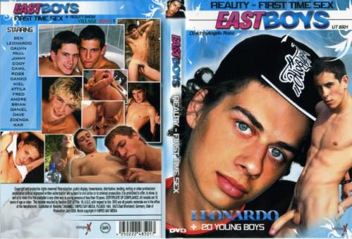 Leonardo and vol.20 Young Boys