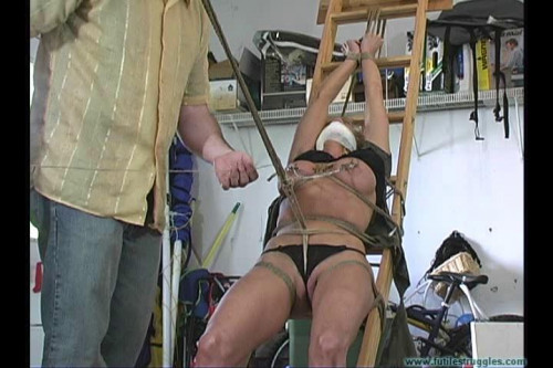 Mandy K Shown More Restraint pt. 2