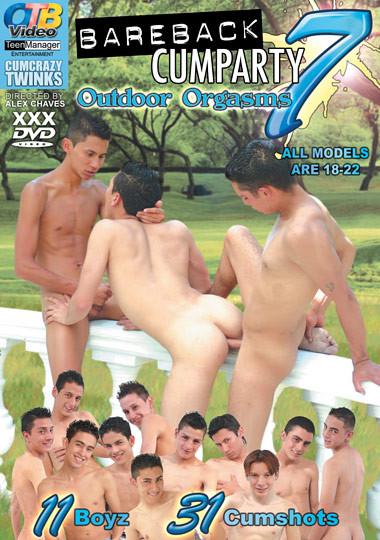 Bareback Cumparty vol.7 Gay Movie