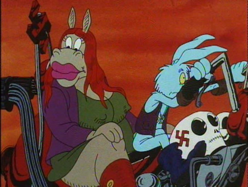 Fritz the Cat Cartoons