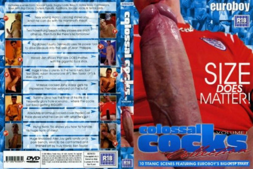 Colossal Cocks Collection Vol.1 Gay Movie