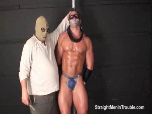 Superhero Stripped & Man Handled