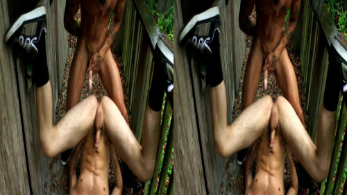 Sean & Duncan Gay 3D stereo