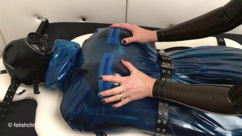Blue Body Bag – Part 1 of 2
