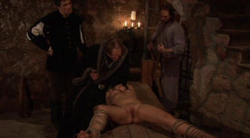 Elvira - Medieval witch's tour BDSM