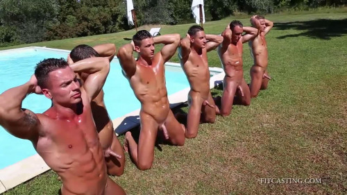 Gladiator Camp pt. 12 Gay Extreme