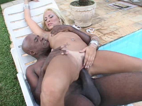 Big Black Dick in All Holes