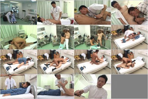 Male Nurses Get Horny Seeing My Hard Dick vol.2 Gay Asian